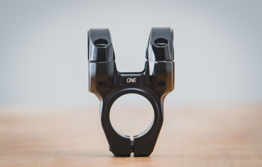 OneUp 210 Dropper Post and Integrated Stem Arrive